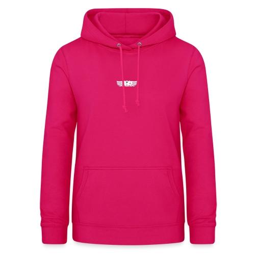 LOGO wit goed png - Vrouwen hoodie