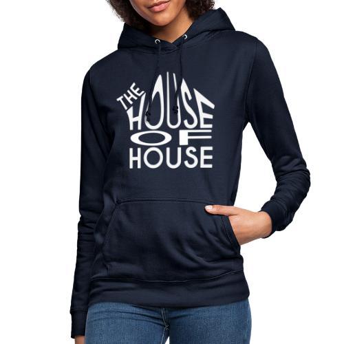 THOH Logo White - Women's Hoodie