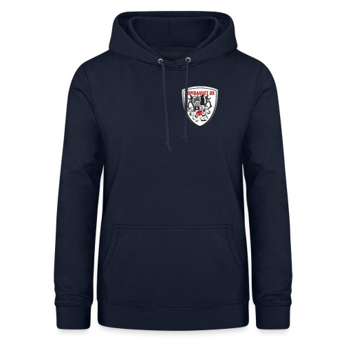 KopiBandet.DK Logo - Dame hoodie
