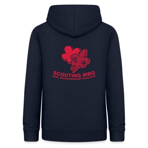 Leidingtrui - Vrouwen hoodie