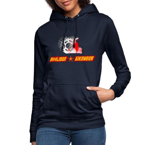 Hooligan Bikewear BLOODY - Frauen Hoodie
