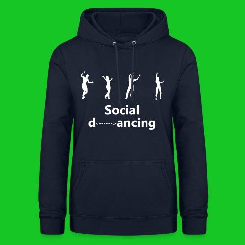 Social dancing - Vrouwen hoodie