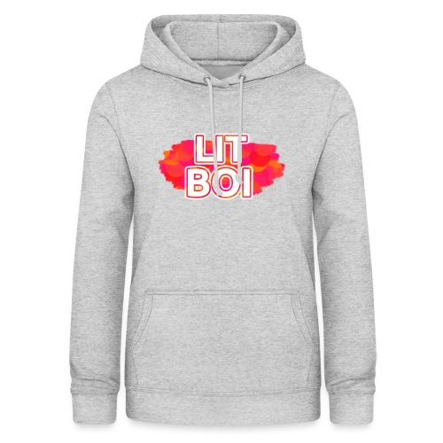 LIT BOI - Women's Hoodie