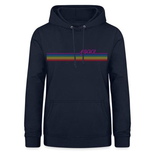 Peace - Spaziershirt - Frauen Hoodie