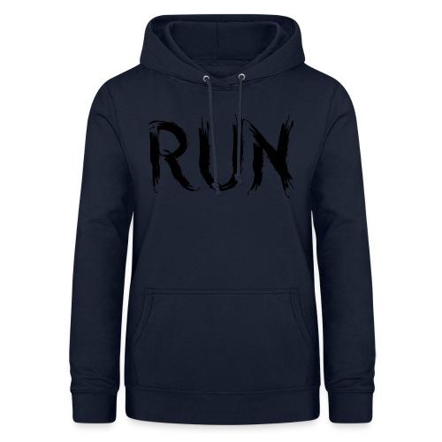 Run - Frauen Hoodie