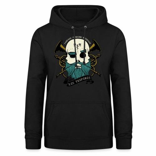Los Teoporos Logo Pirate - Sweat à capuche Femme