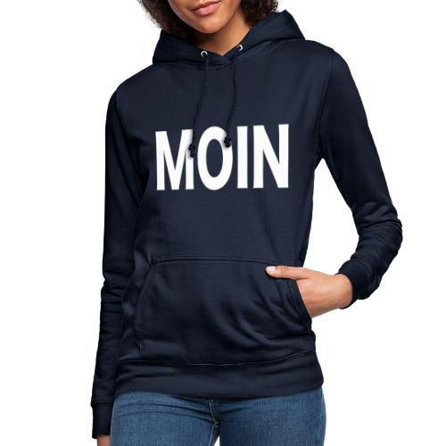 Moin - Frauen Hoodie