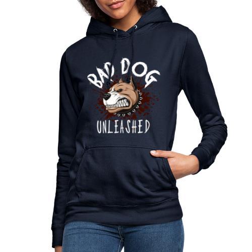 Bad Dog Unleashed - Luvtröja dam