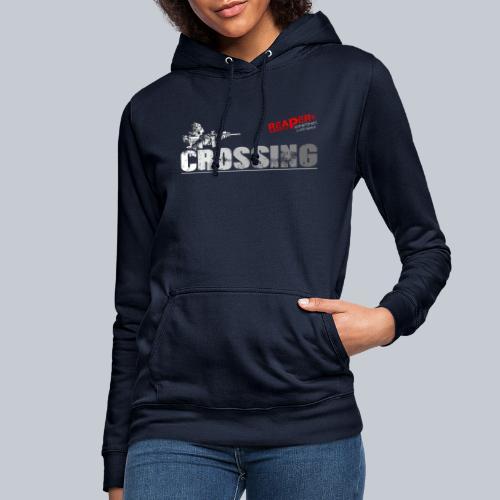CROSSING - REAPERs Airsoft - Frauen Hoodie