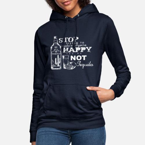 Happy Tequila - Frauen Hoodie