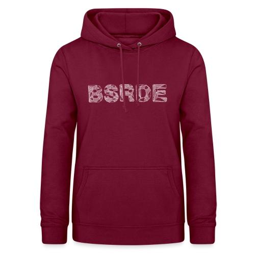 BSRDE - Vrouwen hoodie