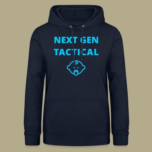 Tactical Baby Boy - Vrouwen hoodie