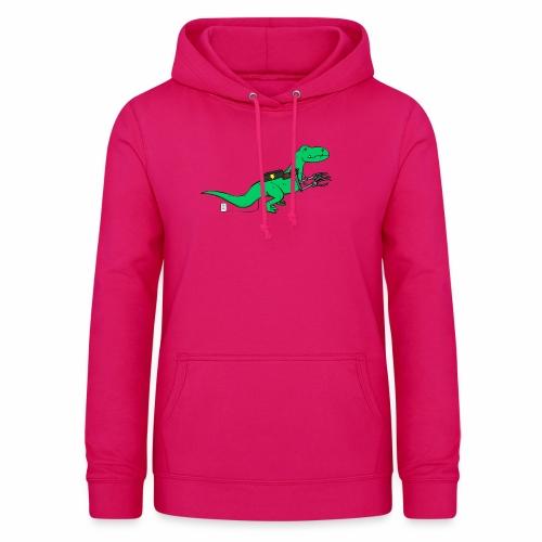 cyborgsaurusprint - Vrouwen hoodie