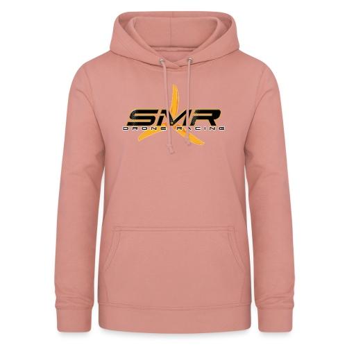 SMR Black - Sweat à capuche Femme
