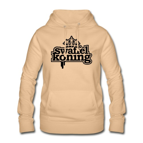 SwaffelKoning - Vrouwen hoodie