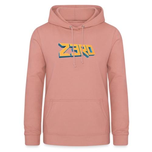 The Z3R0 Shirt - Women's Hoodie