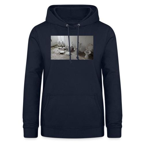Toilets - Dame hoodie