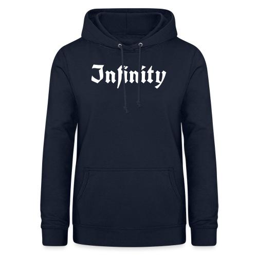 infinity 2 - Sweat à capuche Femme