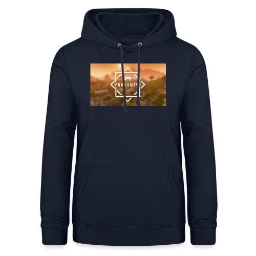 desktop back0 - Vrouwen hoodie