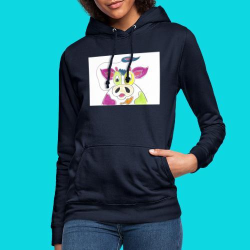 Vrolijke koeien - Vrouwen hoodie