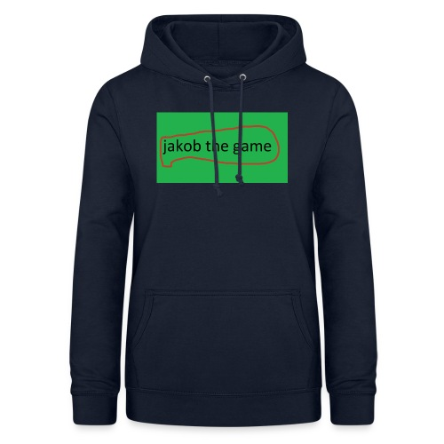 jakob the game - Dame hoodie