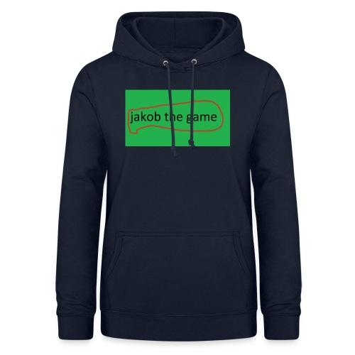 jakobthegame - Dame hoodie