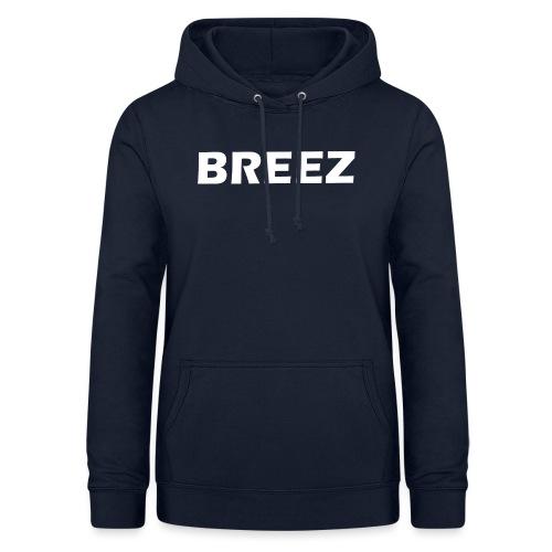Breez Identity I - Dame hoodie