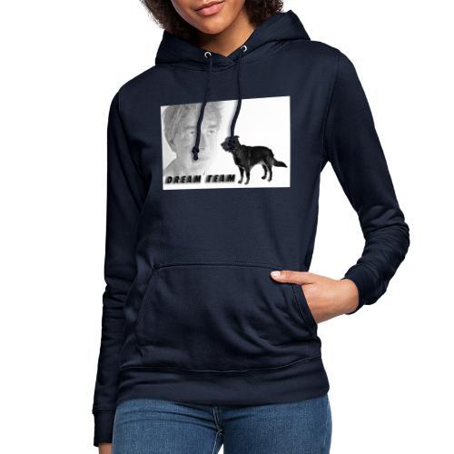 logo dinaa guenni - Frauen Hoodie