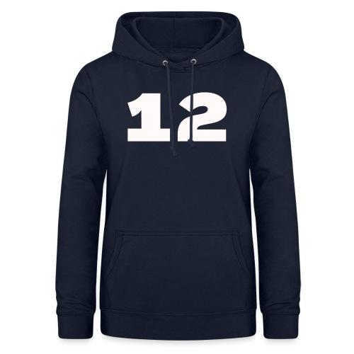 Het getal twaalf - Vrouwen hoodie