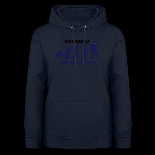 I WILL NEVER WALK ALONE - Women's Hoodie