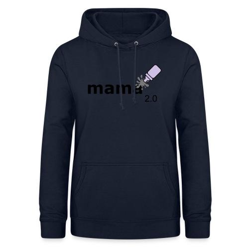 Mama_2-0 - Frauen Hoodie