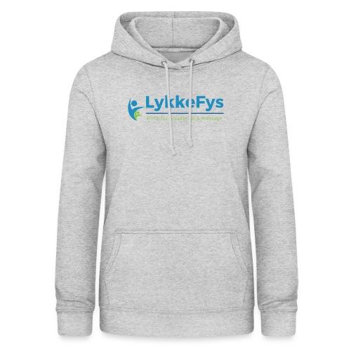 Lykkefys Esbjerg - Dame hoodie
