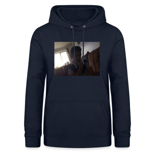 imagebecause its all - Women's Hoodie