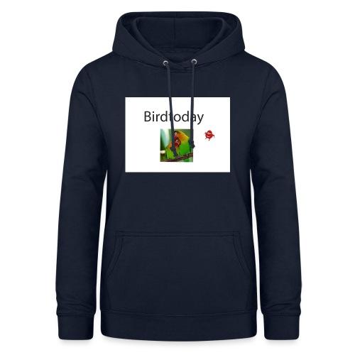 Birdtoday en Knuckels - Vrouwen hoodie
