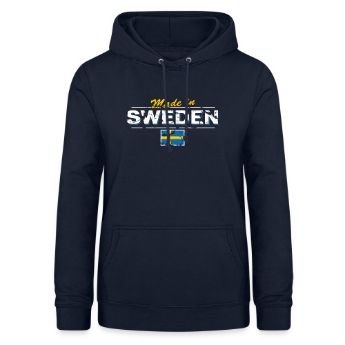 MADE IN SWEDEN - Women's Hoodie