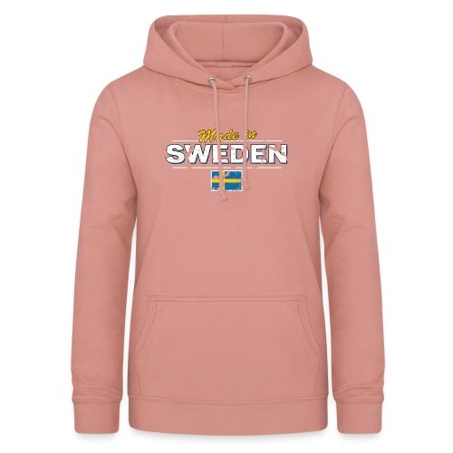 MADE IN SWEDEN - Women's Hoodie