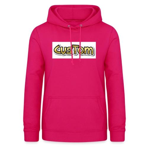 CusTom GOLD LIMETED EDITION - Vrouwen hoodie