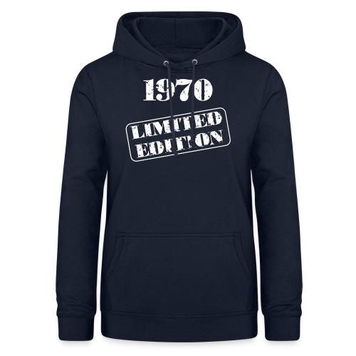 Limited Edition 1970 - Frauen Hoodie