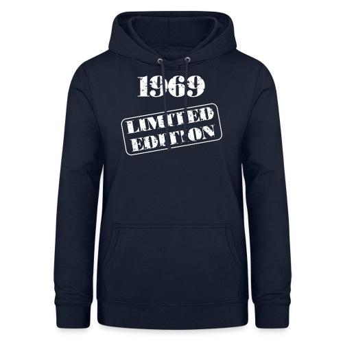 Limited Edition 1969 - Frauen Hoodie