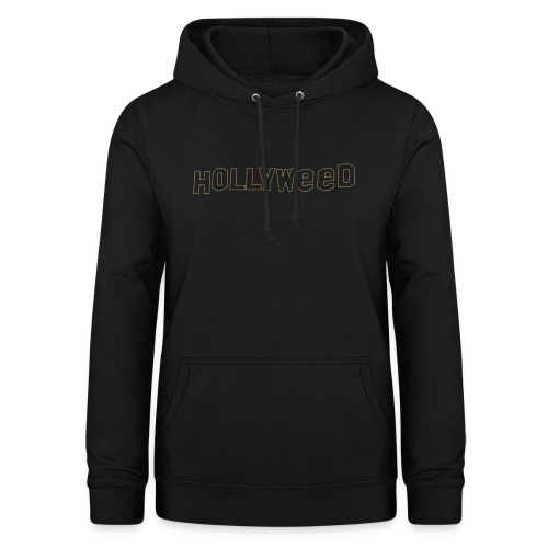 Hollyweed shirt - Sweat à capuche Femme