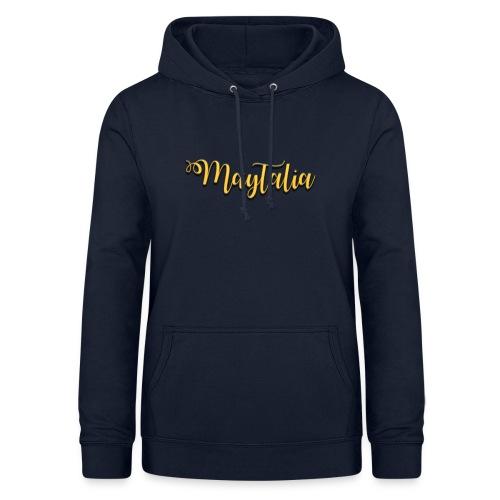 ¡Maytalia! - Sudadera con capucha para mujer