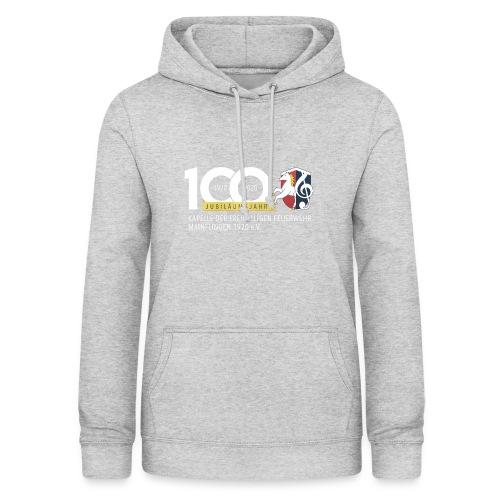 BIG100 4 - Frauen Hoodie