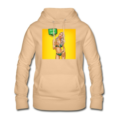 Mich Korbt Niemand T Shirt Design - Frauen Hoodie