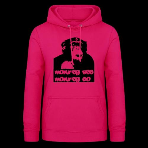 chimp - Frauen Hoodie