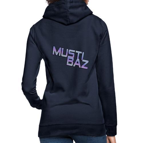 Mustibaz - Frauen Hoodie