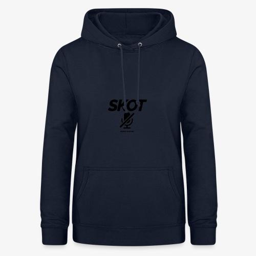 SKOT - Silence Your Mic - Vrouwen hoodie