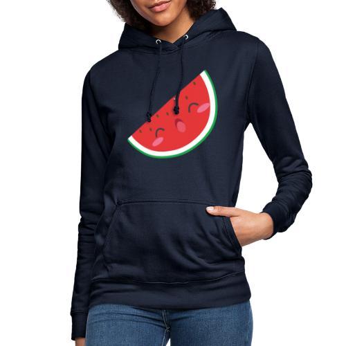 watermelon - Frauen Hoodie