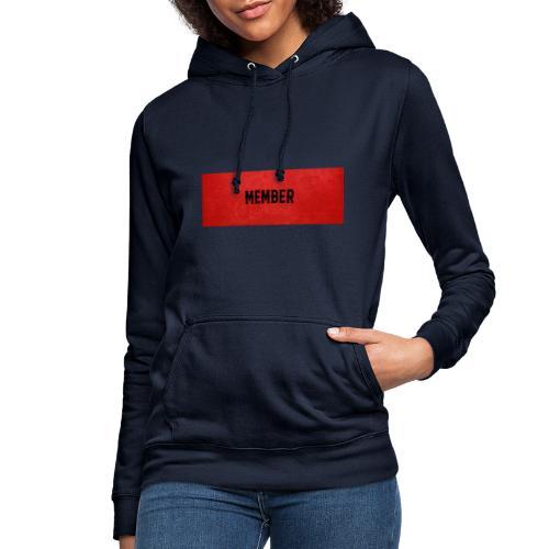 Member - Frauen Hoodie