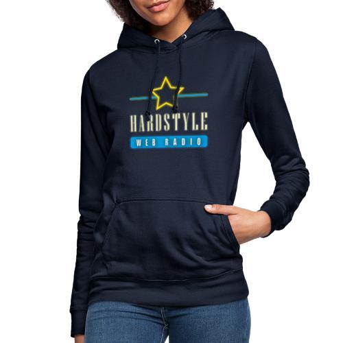 hardstyle webradio logo - Vrouwen hoodie