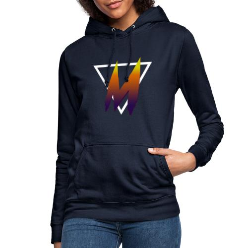 Mighty with Triangle - Women's Hoodie